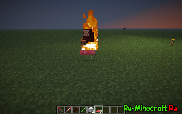 [1.2.5] Mo'Fire V.1.2 - новые огненные инструменты