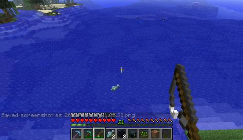 Вышел новый Minecraft Snapshot 12w24a