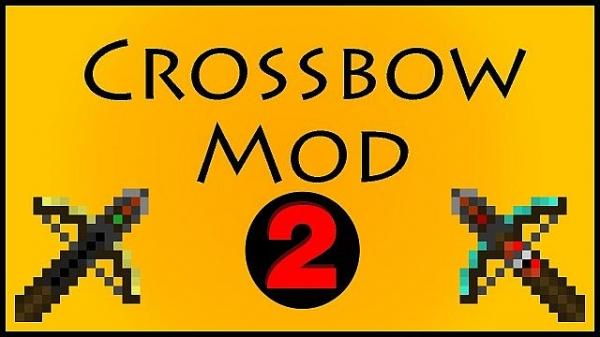 Crossbow Mod 2 - арбалеты [1.10.2|1.7.10|1.6.4]