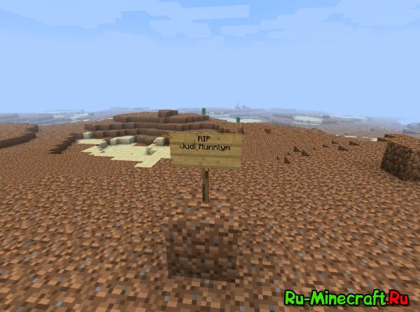 The Wasteland Mod - Апокалипсис в minecraft [1.12.2] [1.11.2] [1.10.2] [1.9.4] [1.7.10]