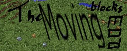 [1.2.5] The Moving Blocks - Руда прыгает!