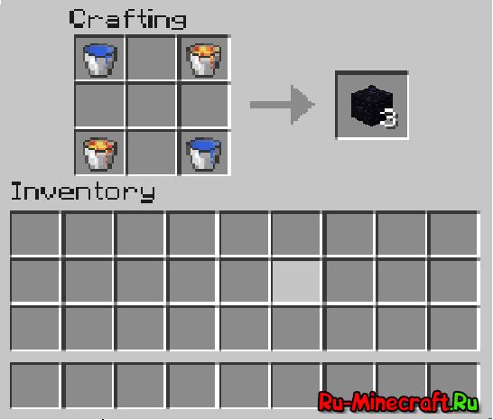 [1.2.5]No More Mining Mod-Скрафть булыжник!