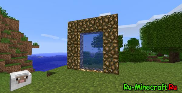 Aether1.7.3 V1.02 - рай в Minecraft