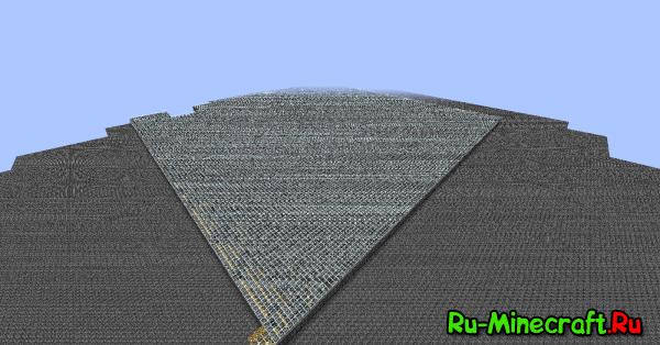 [Map 1.2.5] Огромный лабиринт в Minecraft