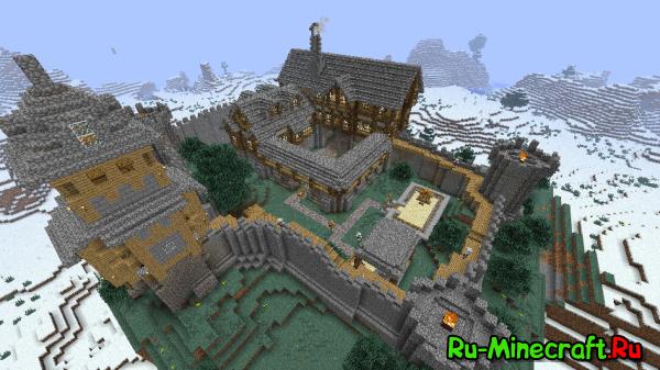 моды для майнкрафт 1.7.2 tale of kingdoms 2 #8