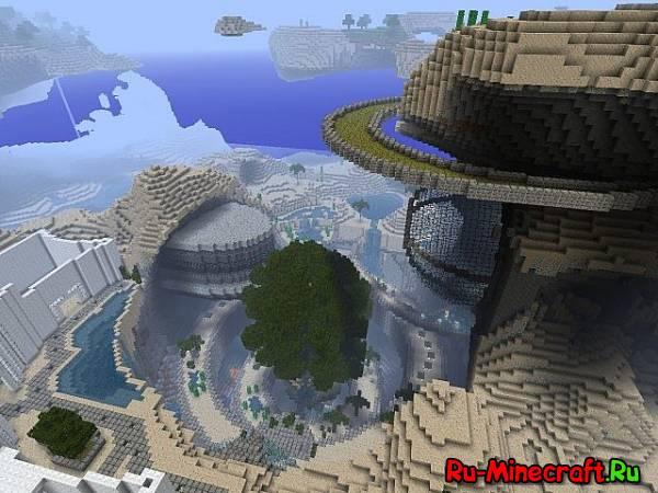 [FUN] NOVA CRYSTALLIS - Очень красивая карта!
