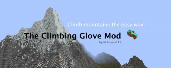 [1.3.1] The Climbing Glove - набор скалолаза !