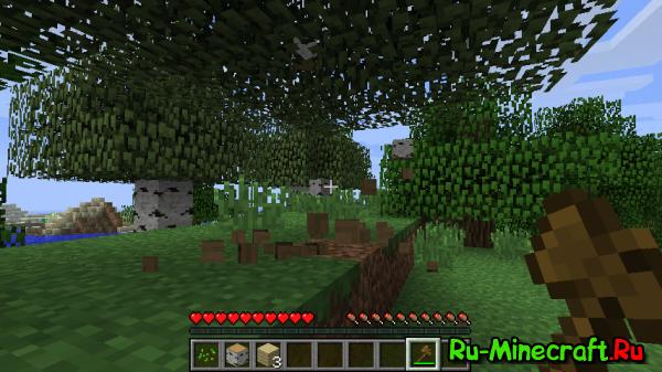 [1.4.5] Timber - Дождь из дерева
