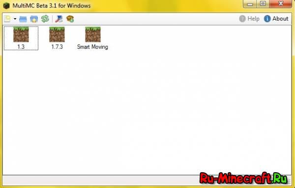 MultiMC - Как использовать эту программу