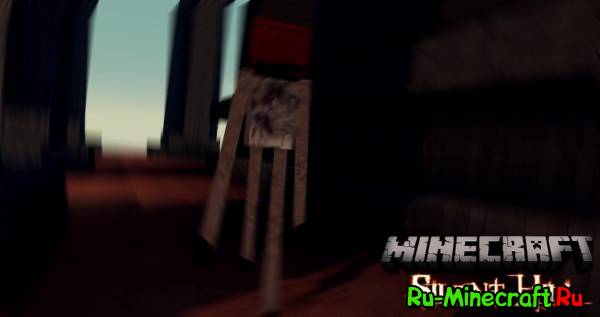 [1.3.1][64px;128px;256px] Silent Hill Texture Pack - мрачный текстур пак