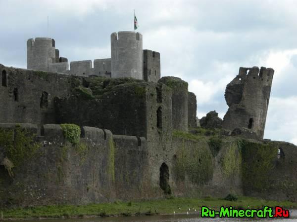 siedge of castle - карта которая заставит вас играть не отрываясь