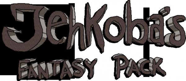 [1.6.2][16px] JEHKOBA'S FANTASY PACK - незаурядный текстурпак