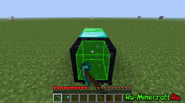 [1.3.1] Block Break Animation / Reload Button - Анимация разрушения блока / Кнопка перезагрузки деталей