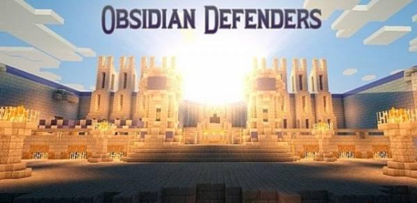 [1.3.1] Obsidian Defenders - Мега PVP Арена