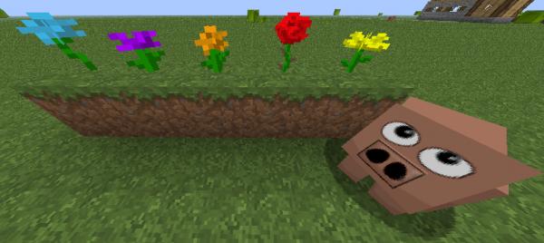 Flower biome [1.3.1] [1.3.2] Больше цветов!