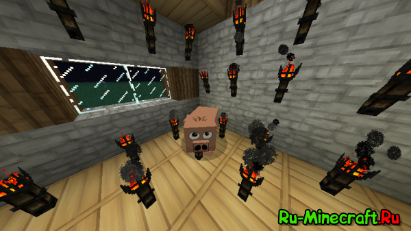 [1.3.1] Hunting Traps Mod v0.1 - ловушки для Minecraft