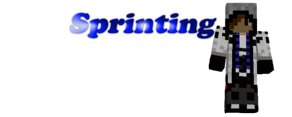 [1.3.1] Sprinting - Летаем быстро!