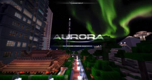 [1.4.2][128px] Aurora - текстурпак в городском стиле