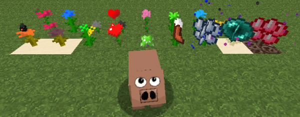 Mo Foliage v1.1 [1.3.2] - Больше цветов!