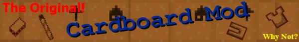 [1.3.2]Cardboard-Картонная броня -_-