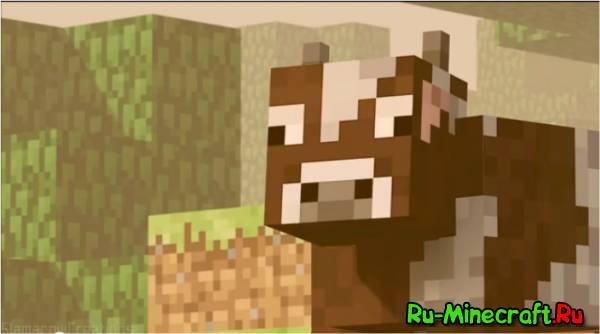 [Video] The Hungry Cow - А корова все-таки поела