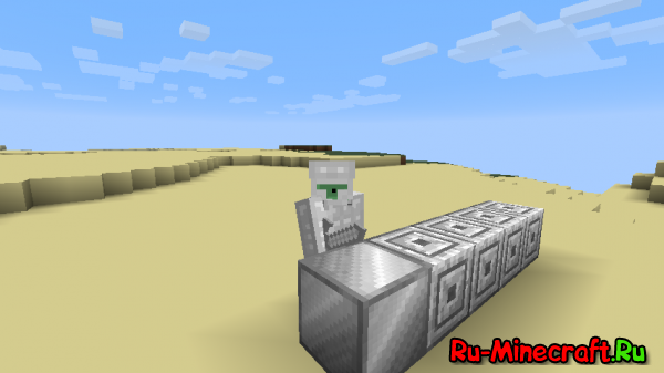 [1.4.2]Platinum - новая руда, также куча красивых блоков и амуниция