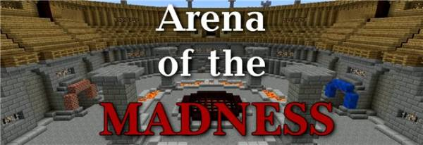 [Map|PVP] Arena of The Madness - крутая пвп-арена
