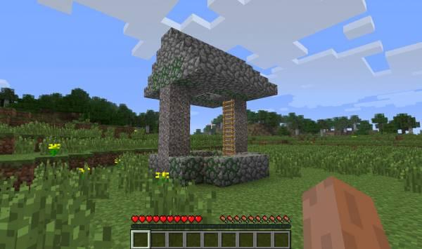 [1.4.6] Ruins - генерация различных заброшенных структур