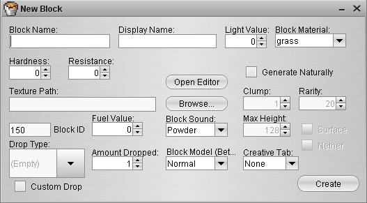 Linkseyi's ModMaker-Программа с помощью которой можно делать моды