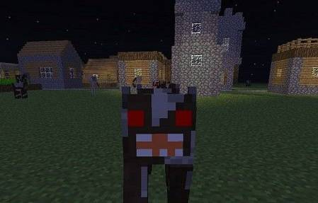 [1.3.2] EvilCow Mod - злая корова