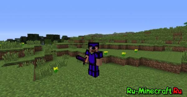 [1.3.2] Random Things v2.0 - Сделай броню из дерева!