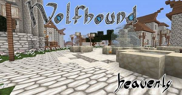 Wolfhound Heavenly - светлый текстурпак [1.12|1.11.2|1.10.2][64px]