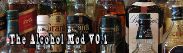 [1.3.2]The Alcohol Mod V0.2-Алкоголь в игре 18+!?