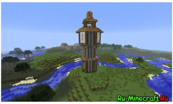 Строим город! Part 2 -- Башня !