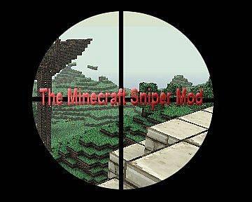 [1.3.2] Sniper mods - будь снайпером в minecraft