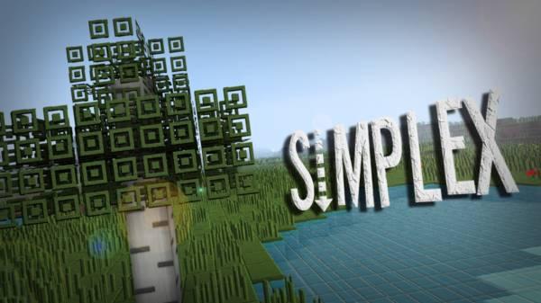 [1.4.4][64px] Simplex - интересненький и необычный текстурпак