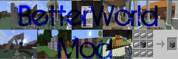 [1.4.2] Better World - CoreBlocks
