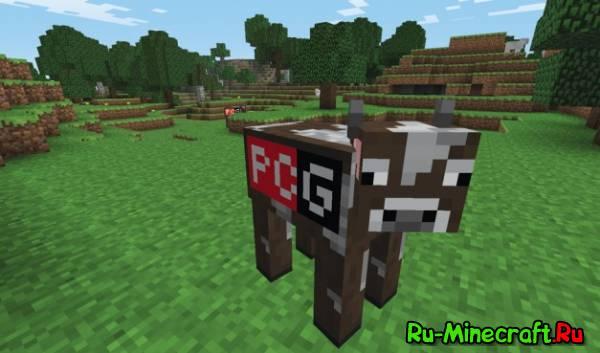 Minecraft Demo от PC Gamer - Старый добрый майн