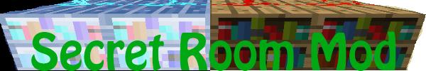 SecretRoomsMod - секретные двери, ловушки [1.12.2] [1.11.2] [1.10.2] [1.7.10] [1.6.4]