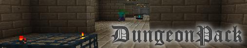 [1.4.4] Dungeon Pack - Большой мод!