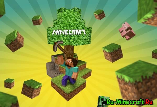 Похождения Финиста в minecraft #34 - Заброшенная шахта.