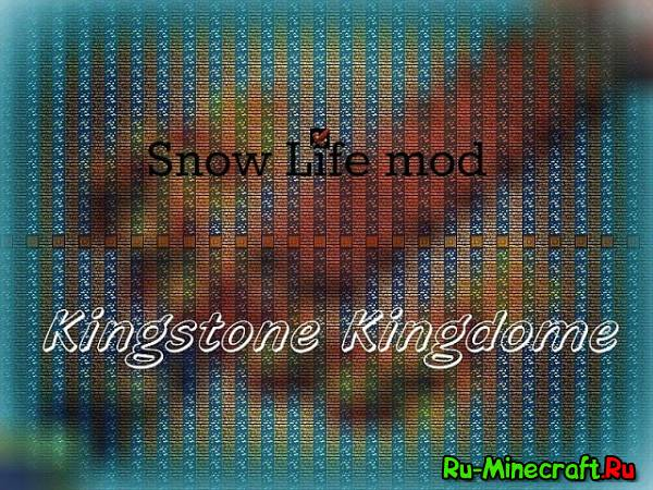 [1.4.2] Snow Life - Снежный мод