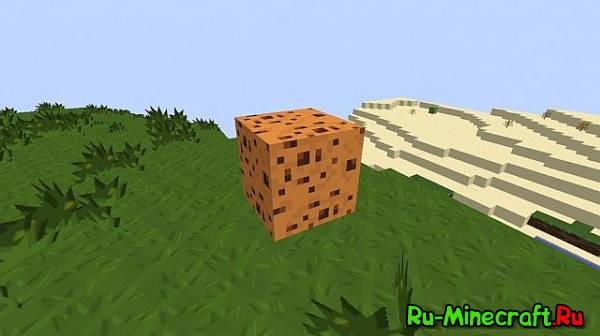 [1.4.2] Cookie Mod - Блоки Печенек