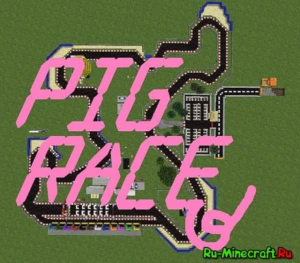 [1.4.2] PigRace - трасса для гонок