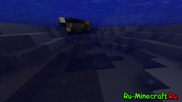 [1.4.2] Koi mod - Это же рыба! О_О