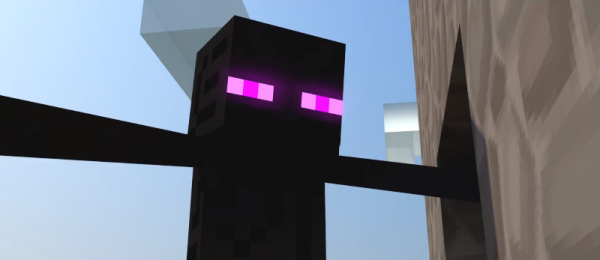 [Video] Animation Spotlight: Endertroll Minecraft Animation - анимация про эндертролля
