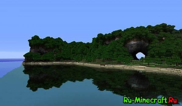 [Map] Reichi Island - Живописный Остров