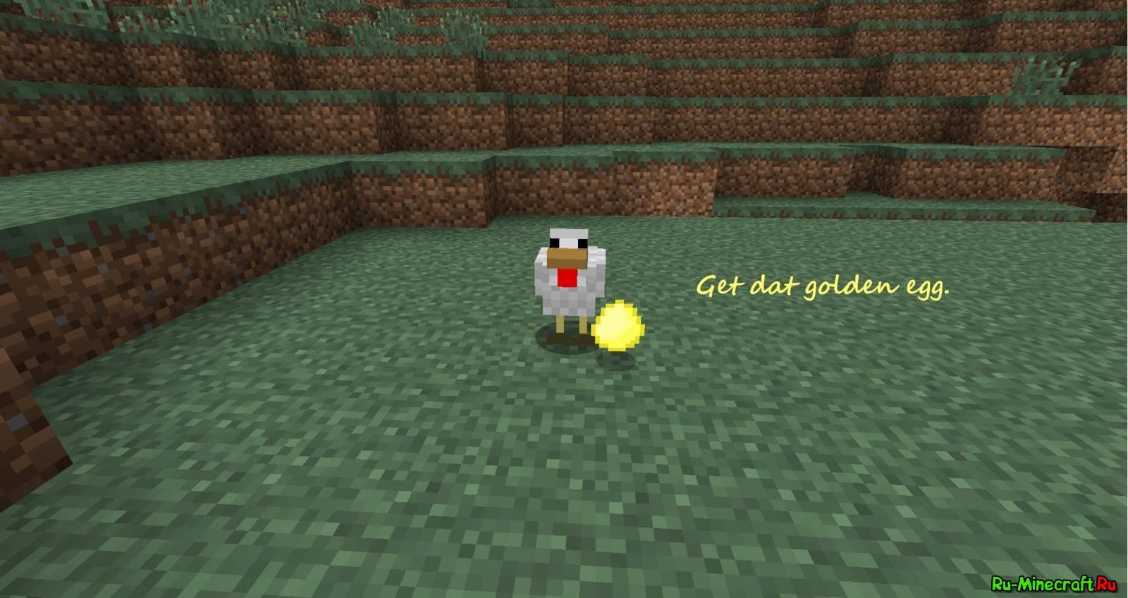 какие яйца в майнкрафте #9