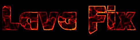 [1.4.5] Lava Fix Mod - фикс для лавы в майнкрафте [SP/MP]