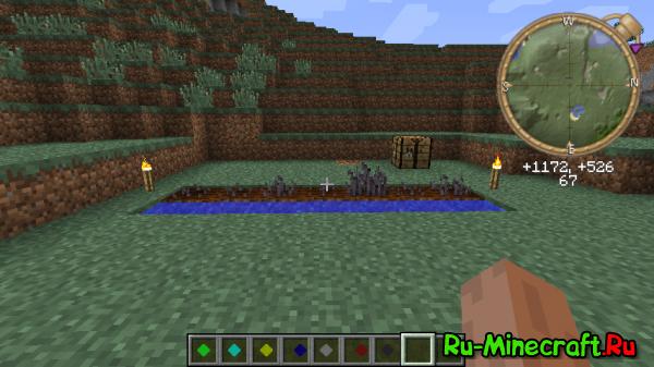 [1.4.6][Forge]Growable Ores - выращиваем руды!
